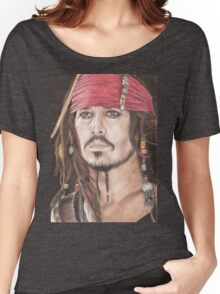 Captain Jack Sparrow Women's Relaxed Fit T-Shirt