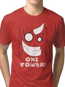 Oni power Tri-blend T-Shirt