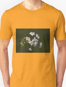 White spring blossom. T-Shirt