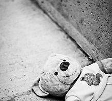 Lost Bear by Amandalynn Jones
