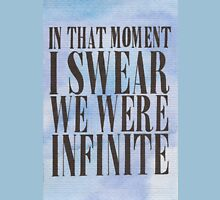 We Were Infinite Unisex T-Shirt