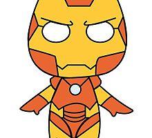 Iron Man Chibi by Vulpies