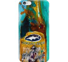 Dogfish Head Brewery Beer - Raison D'Extra iPhone Case/Skin