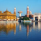 The Golden Temple -I by RajeevKashyap