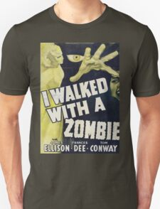 I Walked With A Zombie Vintage T-Shirt
