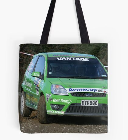 The Two Bens Tote Bag