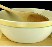 Wooden Spoon by carlosporto