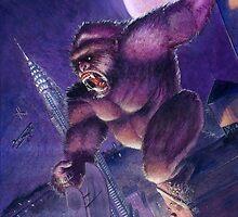 Kong! by kenmeyerjr
