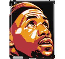 L.J face iPad Case/Skin