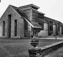 Abram Nesbitt III Academic Commons by Aaron Campbell