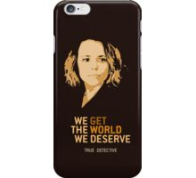 True Detective - Season 2 - McAdams iPhone Case/Skin