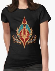 Crest of the Sin'dorei (Style 2) Womens Fitted T-Shirt