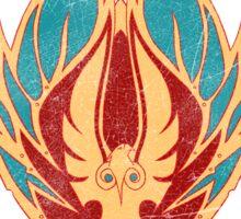 Crest of the Sin'dorei (Style 2) Sticker