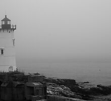 Portsmouth Light by AntonLee