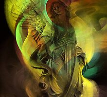 Classic Angel  by Jean Gugliuzza