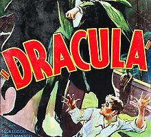 Dracula Vintage by Geekimpact