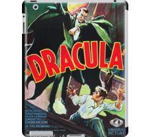 Dracula Vintage iPad Case/Skin