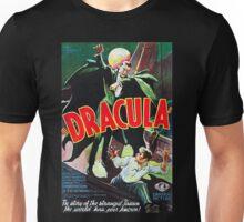 Dracula Vintage Unisex T-Shirt