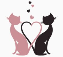 The Love Cats Kids Clothes