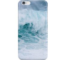 Rough ocean iPhone Case/Skin