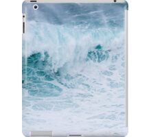 Rough ocean iPad Case/Skin