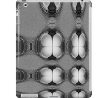 Abstract Soccer Ball iPad Case/Skin