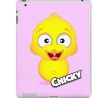 Farm Animal Fun Games - Chicky - Pink iPad Case/Skin