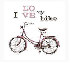 I love my bike by martM