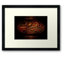 The Jar Framed Print