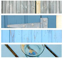 Beach Blues by Roslyn Slater