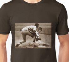 Sliding Into 3rd... Unisex T-Shirt