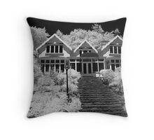 In Glenfalloch Gardens Throw Pillow
