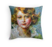 Princess Elizabeth of York Throw Pillow