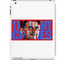 Thought Crimes iPad Case/Skin