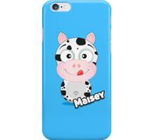 Farm Animal Fun Games - Maisey - Blue iPhone Case/Skin