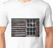 Wood, Window & Drape Unisex T-Shirt