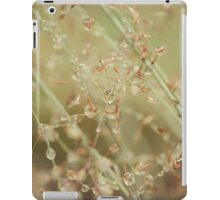 Delicate Dew Drops iPad Case/Skin