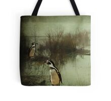 The Penguin Patch Tote Bag