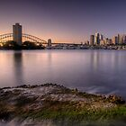 Sydney Harbour Bridge - Sunrise by Den Williams