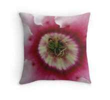 The Inner Beauty Throw Pillow