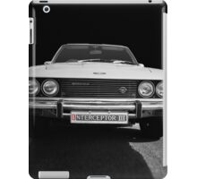 Interceptor III iPad Case/Skin