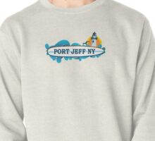 Port Jefferson - Long Island. Pullover