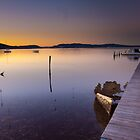 Paddy's Wharf, Central Coast by Den Williams