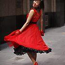 Twirl by Katherine Davis