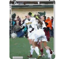15 2346 0 paint and ink iPad Case/Skin