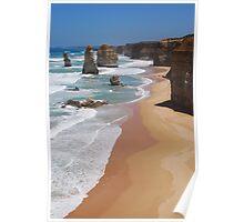 12 Apostles, Great Ocean Road Poster