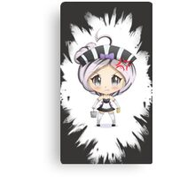 Chibi Maid Canvas Print