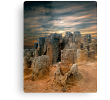 'The Petrified Forest' Metal Print