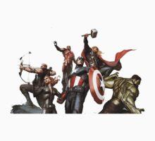 Avengers: Assemble! Kids Clothes