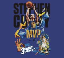 Steph Curry MVP shirt by AndMar